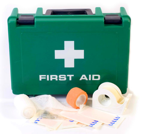 Components of Basic First Aid Training